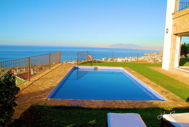Vista del Mar, vakantiewoning in Rincon de la Victoria