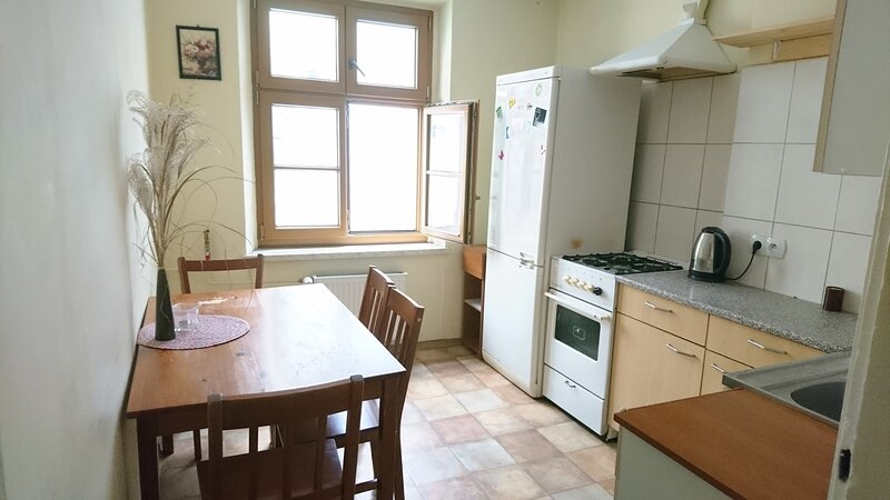 Apartament for 6 sleepplaces/ dla 6 osób, vacation rental in Wroclaw