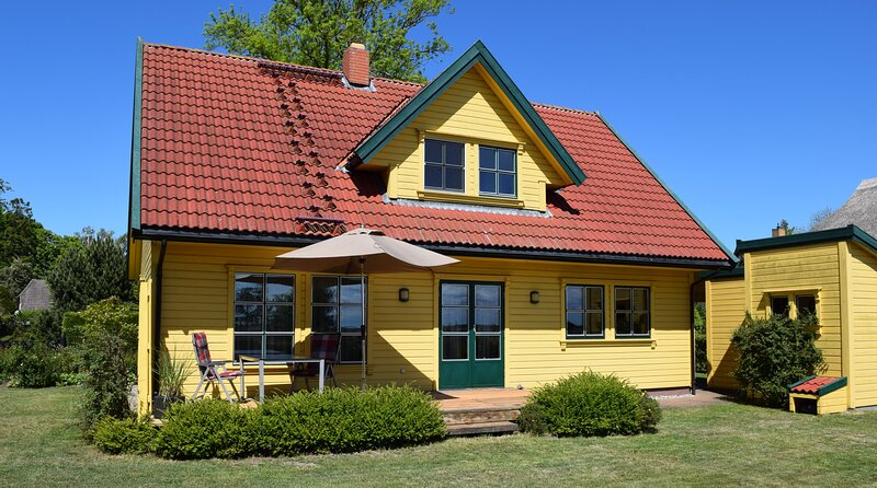 Ferienhaus Seehof - Urlaub vom ersten Tag an., alquiler vacacional en Wieck