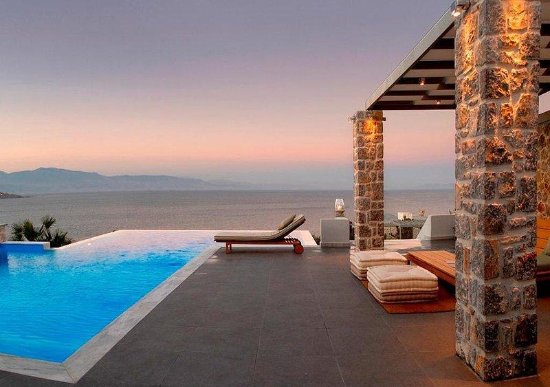 Villa Helios, holiday rental in Sofiko
