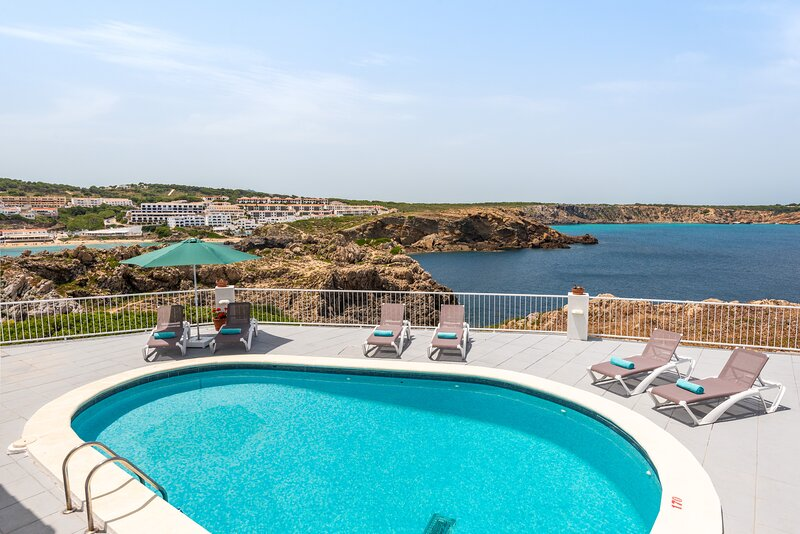 Villa Margarita, holiday rental in Cala d'Alcaufar