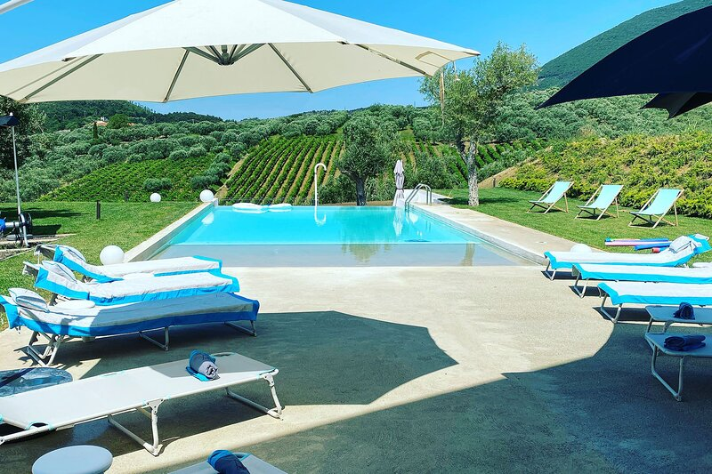 Villa San Salvatore, holiday rental in Castelvenere