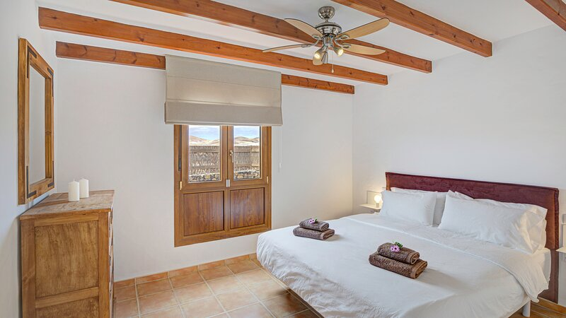 Villa los Morritos, holiday rental in Lajares