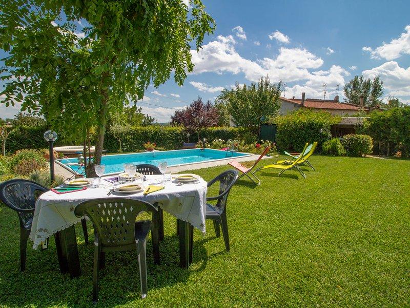 Vecchia Querce, location de vacances à Foiano Della Chiana