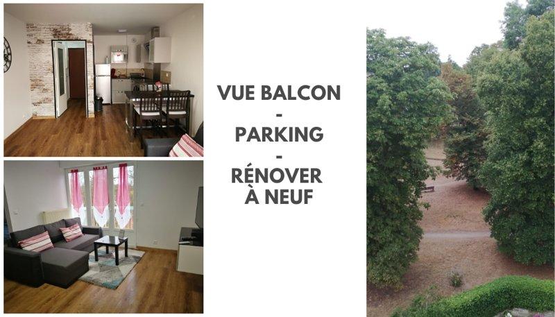 Appartement entièrement rénover, location de vacances à Bois-le-Roi