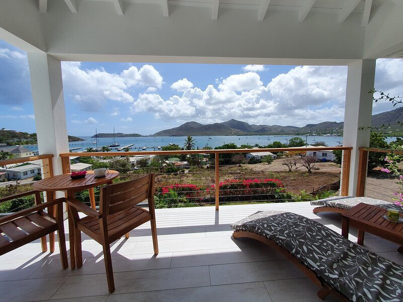 Sky Apartment at Energie Antigua, vakantiewoning in Mamora Bay