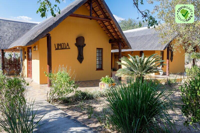 Umoja Kruger Bushvilla - Wildlife without fences, casa vacanza a Provincia di Limpopo