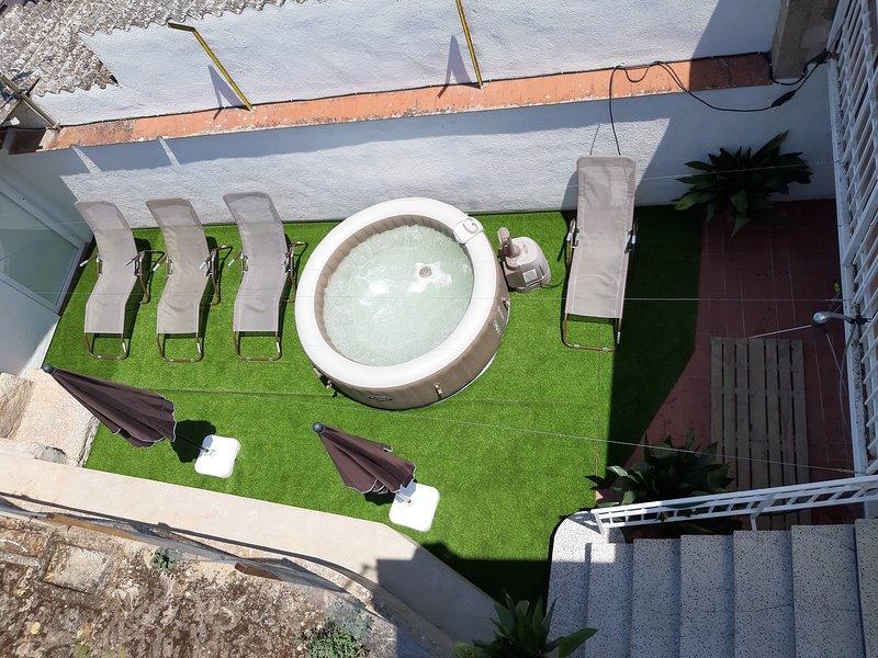 'La Casa de Leo' El casar de Leo, holiday rental in San Vicente de Alcantara