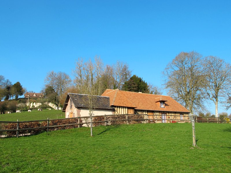 Les Prés Rousselins (CMC600), holiday rental in Orbec