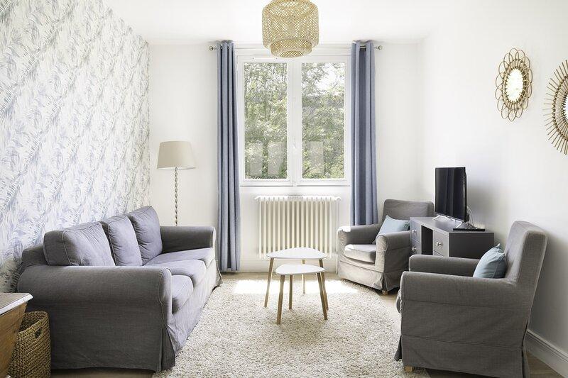 L'Ekrin des Fées N°2 (5 pers) - appartement rénové La Bourboule, location de vacances à La Bourboule