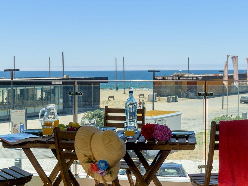 Atlantic ocean view, holiday rental in Costa da Caparica