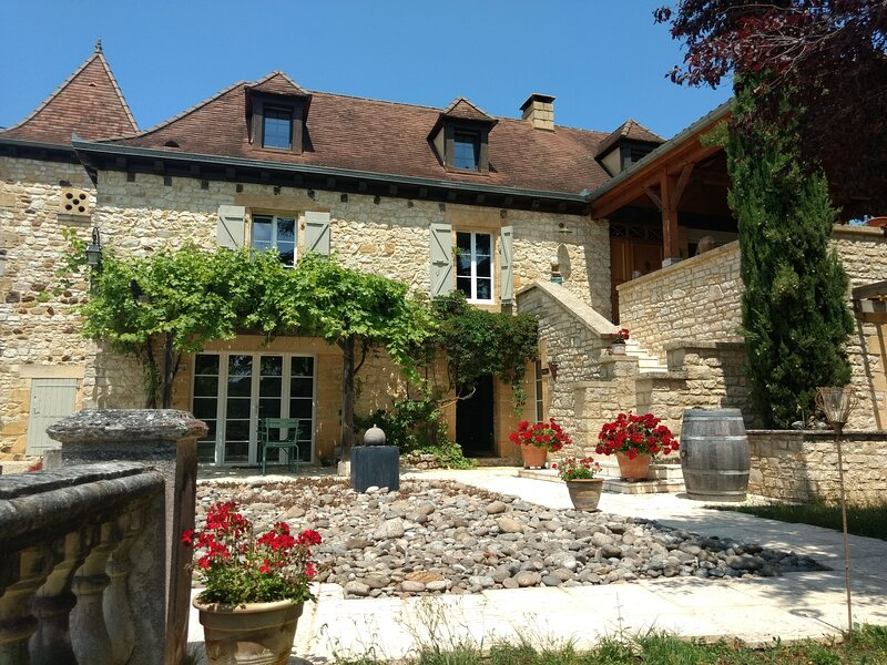 La Lezardiere, vacation rental in Gourdon