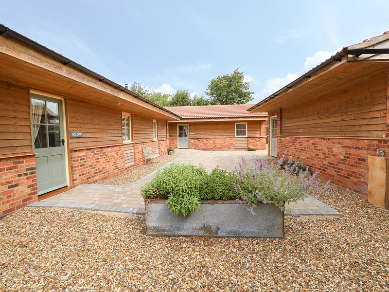 Sunrise Stable, Long Sutton, holiday rental in Wisbech Saint Mary