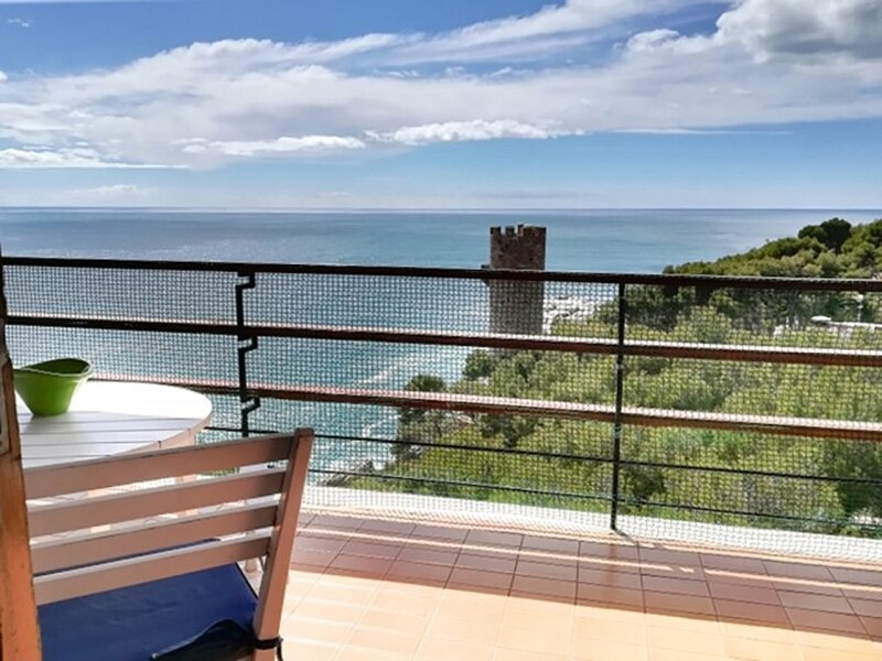 Girorooms - Apartment in EDEN MAR with sea views, pool and communal solarium- I – semesterbostad i Sant Antoni de Calonge