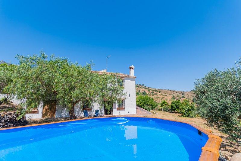 Cubo's Finca Los Viñazos, vacation rental in Casarabonela