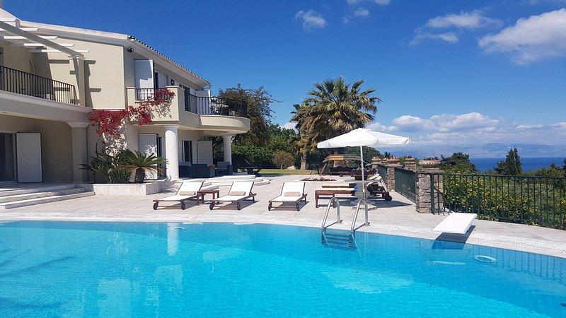 Villa Adelphi - Corfu, Greece