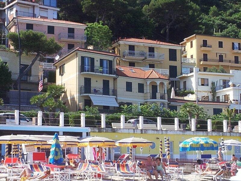 Vistamare, location de vacances à Laigueglia