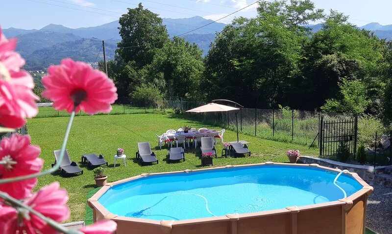 Zia Iole, good base for exploring, pool, WIFI, vacation rental in Cardoso