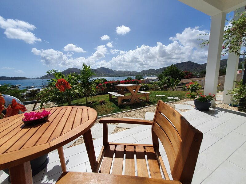 Ocean Apartment at Energie Antigua, vacation rental in Falmouth
