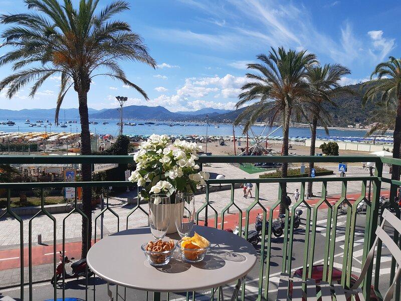 ILA3908 House La Baia Delle Favole, vacation rental in Sestri Levante
