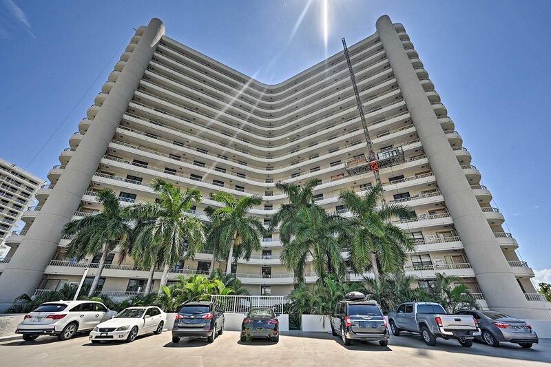 South Seas Towers | Parking Area
