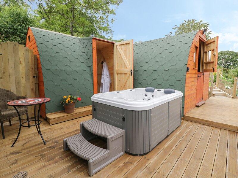 The Rhiw, Llanfair Caereinion, holiday rental in Dolanog