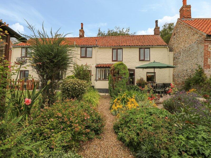 Primrose Cottage, Stiffkey, vacation rental in Warham
