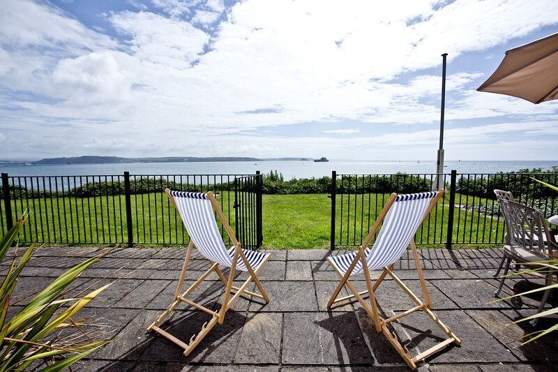 1 The Old Signal House - Situated on the Rame Peninsula, uniquely positioned, holiday rental in Rame