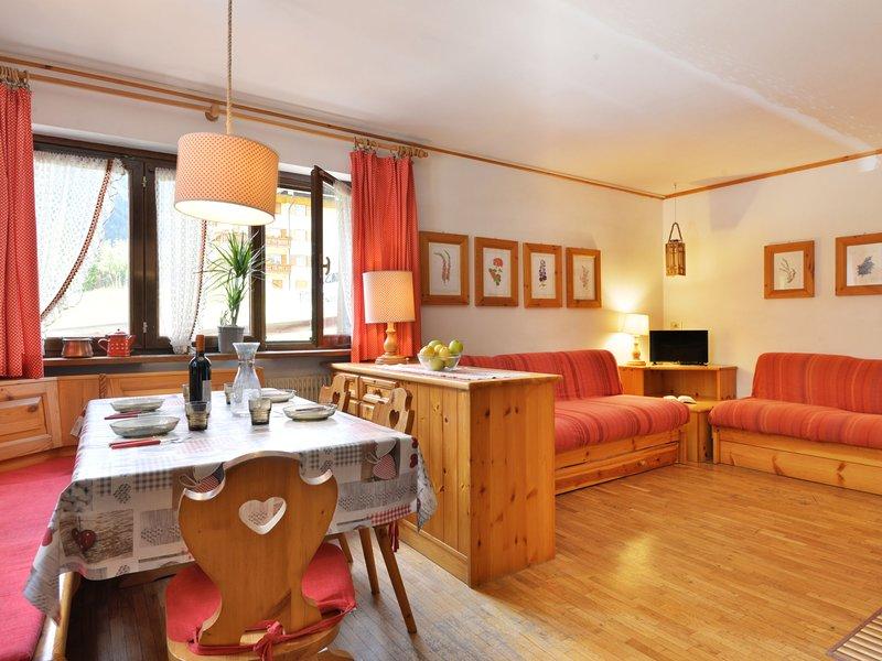 Genziana, holiday rental in Canazei