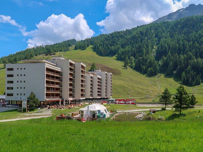 Rosablanche D Attique, holiday rental in Siviez