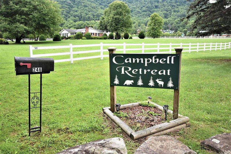 Campbell Retreat, vakantiewoning in Maggie Valley