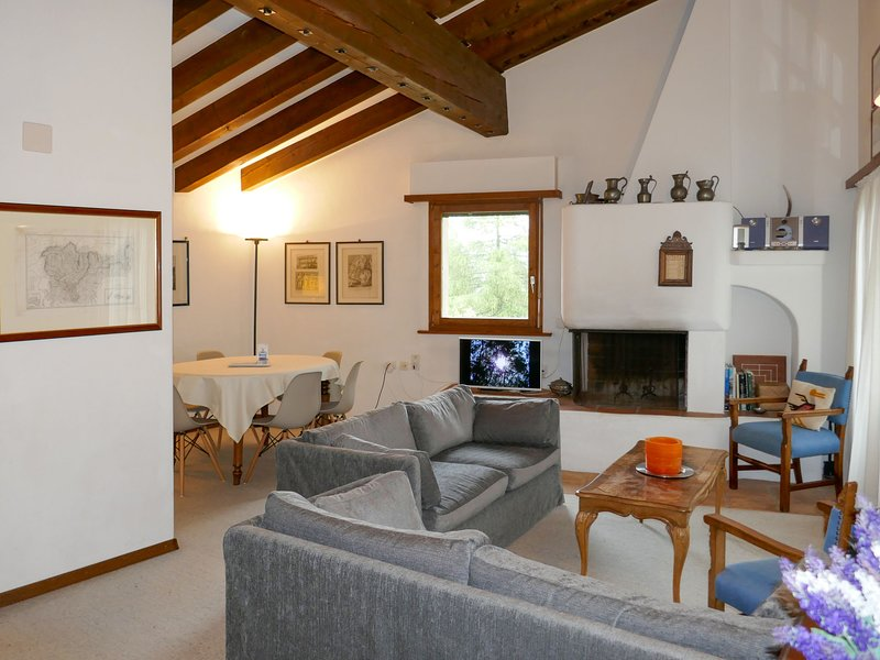 Chesa Prasüra 10, location de vacances à Engadin St. Moritz