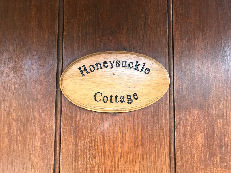 Welcome to Honeysuckle Cottage