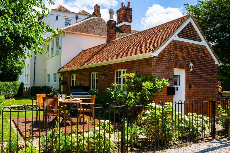 Rectory Cottage, holiday rental in Writtle