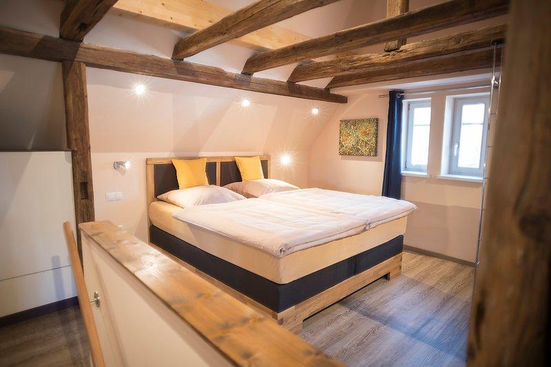 TAUBENSCHLAG Maisonette-Deluxe-Apartment, location de vacances à Schollbrunn