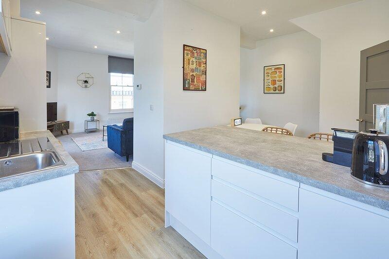 Apartment B, Cornerhouse Apartments, Saltburn - Stay North Yorkshire
