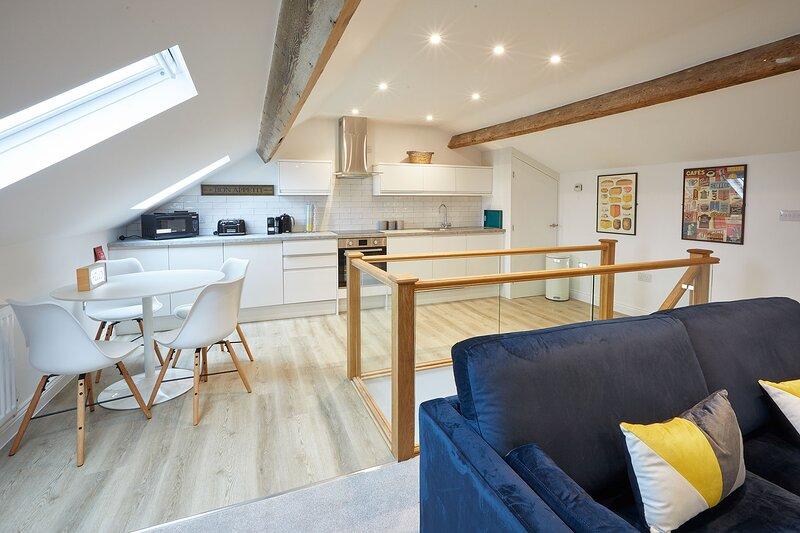 Apartment C, Cornerhouse Apartments, vakantiewoning in Saltburn-by-the-Sea
