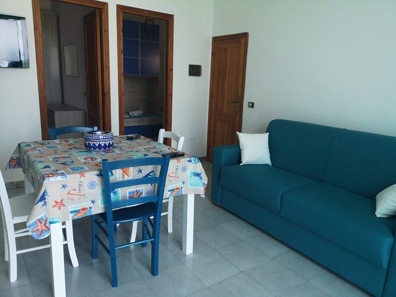 Casa vacanza Sunshine Holiday struttura indipendente nel cuore di Scopello a poc, holiday rental in Villaggio Sporting
