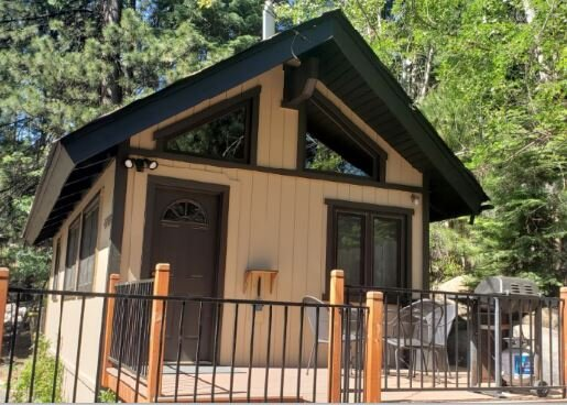 Lake Almanor Cabin, holiday rental in Westwood