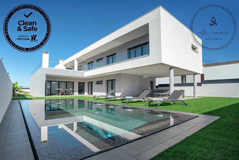 Villa Emma, alquiler de vacaciones en Alvor