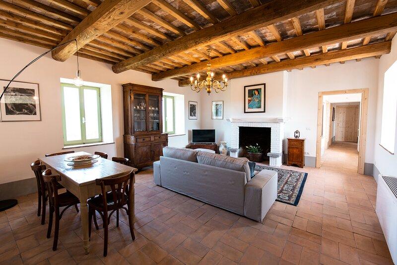 Villa A Casa di Giovanni, vacation rental in San Lorenzo Nuovo