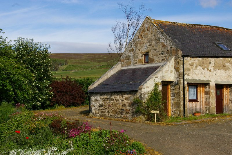The Mill at Easter Corrie, holiday rental in Glenlivet