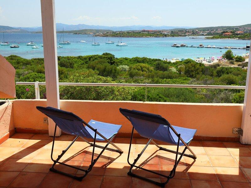 Vista Playa 1, alquiler de vacaciones en Pittulongu