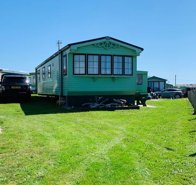 Caravan 157 Bryn Y Mor Tywyn Wales, aluguéis de temporada em Tywyn