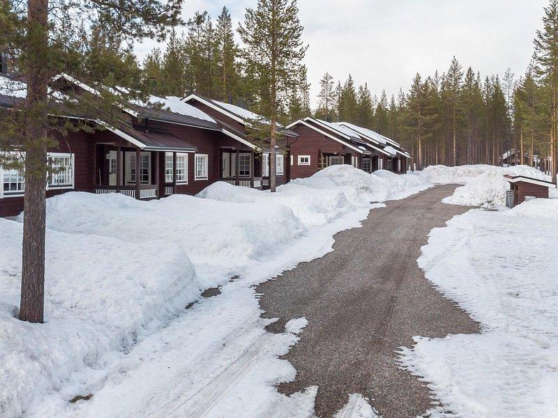 Levirakka e10, holiday rental in Kittilä