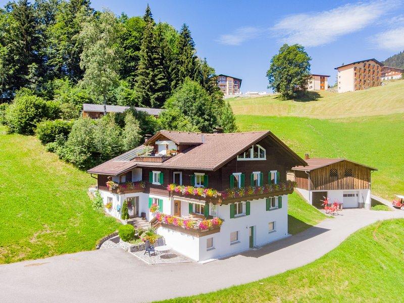 Mangeng, holiday rental in Bartholomaeberg