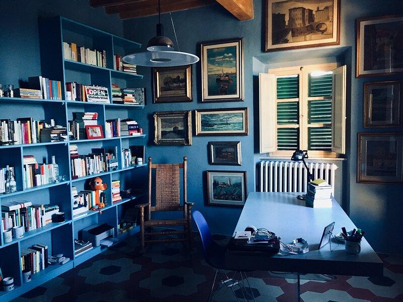 Casa Hemingway, holiday rental in Casciana Alta