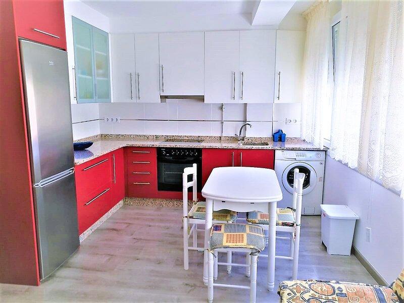 Apartamento en Camarias, vacation rental in A Ponte do Porto