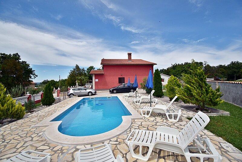 Villa Maric - Seven Bedroom Villa with Private Pool, holiday rental in Rasa
