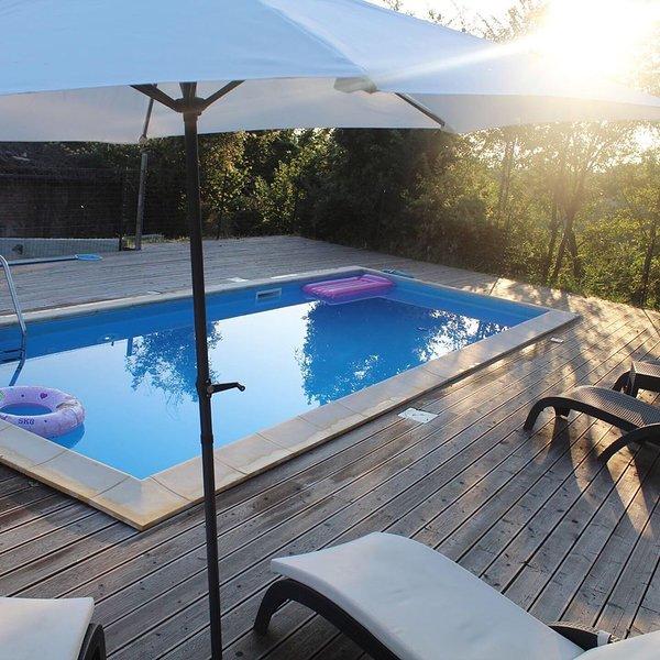 Casa 'in Bocca al Lupo',  luxe appartementen complex midden in de wijngaarden, alquiler vacacional en Marsaglia